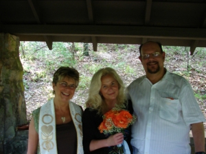 Our Mountain Wedding June 18th 2010
