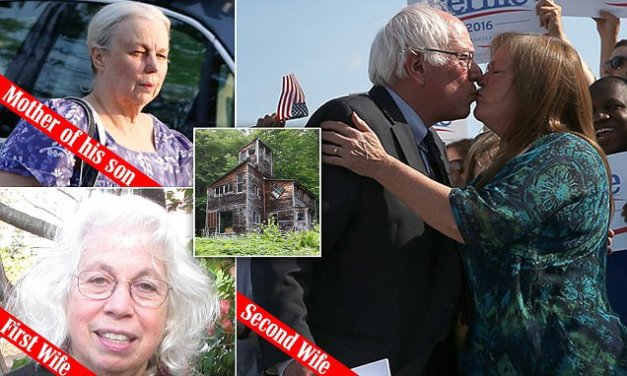 Daily Mail Photo - Democratic presidential candidate Bernie Sanders' 1960s love life revealed